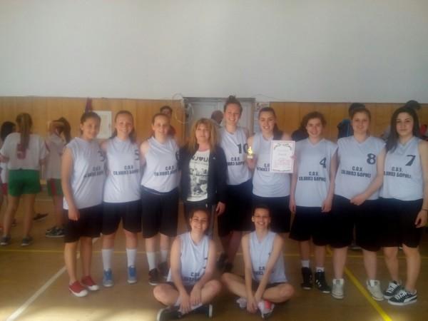 Зонално първенство по баскетбол гр. Златоград /17 - 19.04.2015г.